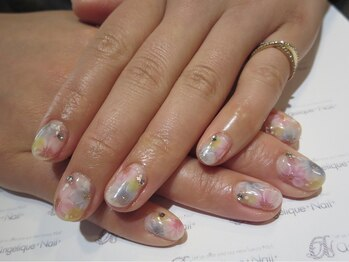 アンジェリーク ネイル(angelique nail)/ジェルネイルan-19☆¥13,392