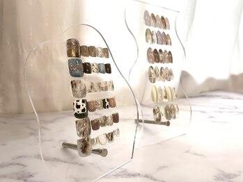 ピンクドールハウス 那覇おもろまち店(PINK DOLL HOUSE)の写真/シンプルから派手目、最新トレンド、沢山のデザインからお選び頂けます!