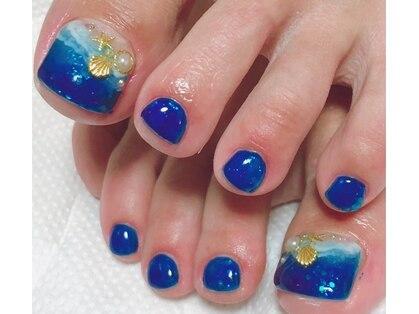 ネイル ヴィオナス(nail Vionas)の写真