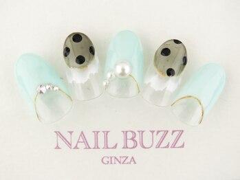 ネイル バズ(NAIL BUZZ)/128初回ソフトジェルオフ込¥6800