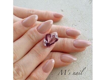 エムズネイル(M's Nail)の写真