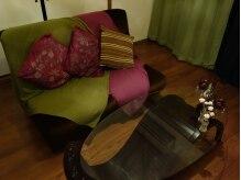 リラクゼーションサロン コトノハ(KOTONOHA)の雰囲気(ご来店時にはソファでしっかりとカウンセリング致します)