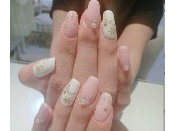 Babarla nail salon【バーバラネイルサロン】_デザイン_08