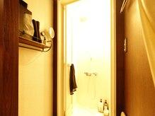 ロパナジャパンアーユルヴェーダ そごう千葉ジュンヌ店(ROPANA JAPAN AYURVEDA)の雰囲気(シャワールーム完備してございます)