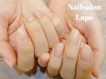 ネイルサロン ラポ(Lapo)の雰囲気(オフィスネイルやネイルケアのみも◎美しい自爪作りを致します。)