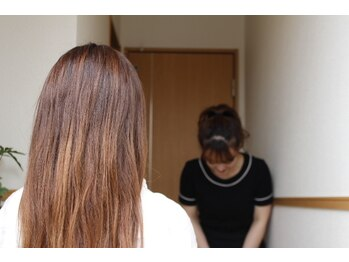 仙豆のちから 豊橋店/【大人気】75分コース:お出迎え