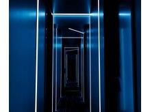 キロン(QUIRON)の雰囲気(全てのお部屋が壁まで仕切られた完全個室です◎)