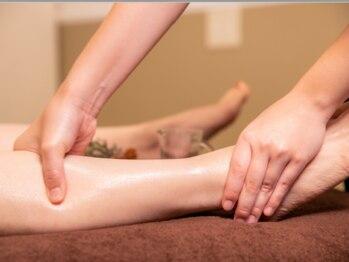イロドリ(iro dori)の写真/冷えや運動不足による脚のむくみにはリフレメニューがおすすめ☆周りを気にしない全個室空間で贅沢時間♪