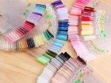 200色以上のカラーからお選びいただけます♪