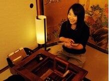 京都癒し磨きスペシャリティサロン マイナナ(My nana)の店内画像