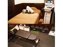 リライン(Re:Line)の雰囲気(整体/最新痩身エステルームとトレーニングルーム♪)