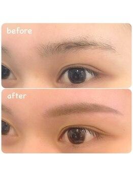 アイラッシュサロン ブラン 広島アルパーク店(Eyelash Salon Blanc)/ アイブロウ/美眉スタイリング