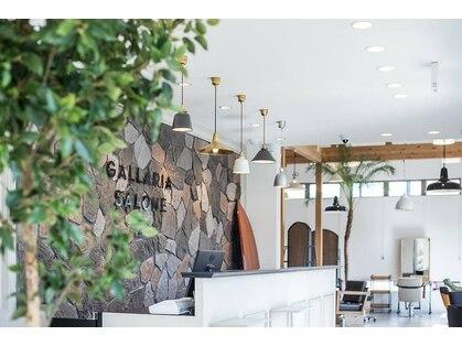 ガレリア サローネ バイ オリジン(GALLARIA SALONE by ORIGIN'S)の写真