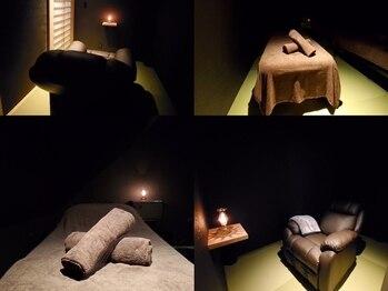 """整(totonoi)の写真/美容師ヘッドスパニストによる""""濡れる""""ヘッドスパ!75分¥7500/90分¥9800★オーガニックの香りで極上睡眠"""