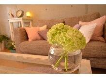 セスタ (SESTA)の雰囲気(癒しのインテリアや季節のお花でリラックス。)