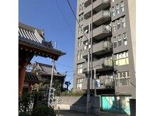 ウェリナ(Welina)の雰囲気(お寺(善光寺)の隣り、こちらのビルの401号室です♪)