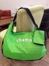 カモ(chamo)よこやま たつえ