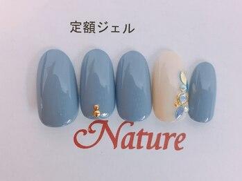 ネイルカレッジアンドサロン ナチュレ(nailcollege&salon NATURE)/定額ジェル4980円(通常6500)