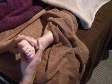 たかあい整体院の雰囲気(ツボの刺激で血行を促進し、足のむくみ解消。膝下から足裏のケア)