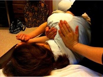 グランマのヒロット カマイ/妊婦さんのボディケアマッサージ