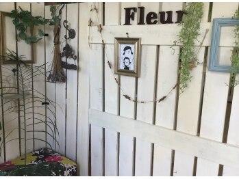 ネイルスタジオ フルール(Nail Studio fleur)