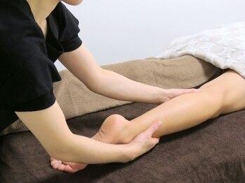 レシア(Resia.)の写真/足のむくみ・冷え・だるさに◇足が冷える方、つりやすい方にも効果的◎スッキリ軽い足に♪