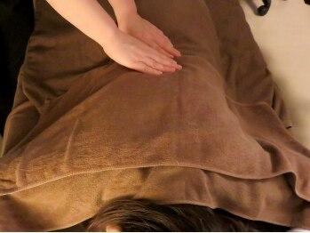 ほぐしのハンズ 志木店(Hands)の写真/じっくりと血流を促してからほぐすことで体の奥から疲れの根本を改善!日頃の自分にご褒美はいかがですか♪