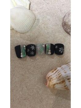 Anela Eyelash&nail 六本木店_デザイン_10