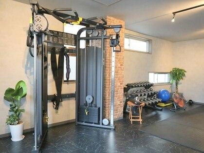 InBL personal training studio