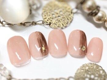 ネイルアンドアイラッシュ ブレス エスパル山形本店(BLESS)/お洒落さんに大人気!