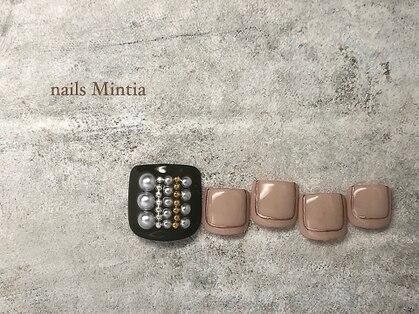 ネイルズ ミンティア(nails Mintia)の写真