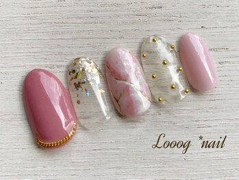 ローグ(Looog)/girly nail