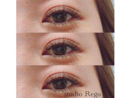 ヘアーアンドアイラッシュスタジオ レゴ(HAIR&EYE LASH Studio Rego)の写真