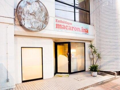 Esthetique macaron.ina 竹ノ塚