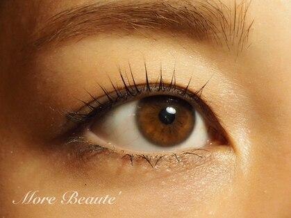 ネイルアンドアイラッシュ モアボーテ(Nail&Eyelash More Beaute)の写真