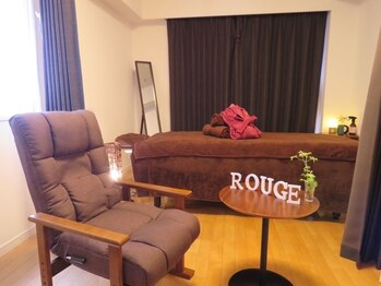 トータルビューティーサロン ルージュ(Rouge)/小さなホテルをイメージしました