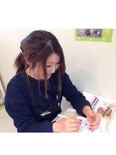 ネイル アンド リラクゼーション グランス 京成大久保店(Nail & Relaxation glance)櫛田 千秋