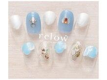 リロウ(relow)/8月キャンペーンアート☆3.4