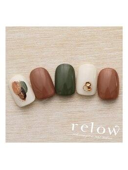 リロウ(relow)/1月のキャンペーンアート☆1