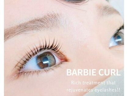 バービーカールカラーズビス 段原エスシー店(BarbieCurl×COLOR'S...bis)の写真