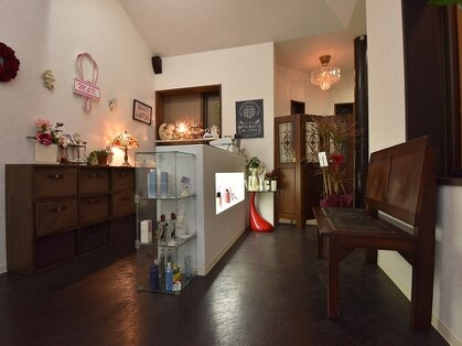 トータルビューティーサロン 髪結い空間エムアンドケー(M&K)の写真