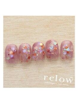 リロウ(relow)/1月のキャンペーンアート☆2