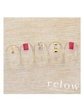 リロウ(relow)/1月のキャンペーンアート☆3
