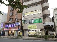 昭島駅南口徒歩1分!!こちらのビル5階です。