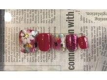 ネイルアンドビューティー アトリエスタイル(Nails&Beauty Atelier STYLE)/7月8月限定フットアート