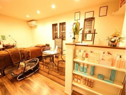 eyelash & relaxation salon Camus 【カミュ】(堺・泉南・岸和田/まつげ)の写真