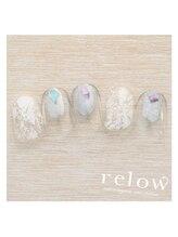 リロウ(relow)/simpleキャンペーンアート☆1