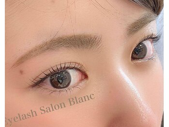 アイラッシュサロン ブラン 広島アルパーク店(Eyelash Salon Blanc)/次世代まつげパーマ+アイブロウ