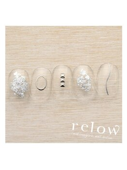リロウ(relow)/simpleキャンペーンアート☆3