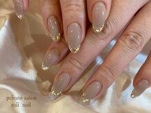 ミィ ネイル(mii nail)の雰囲気(シンプルから大人可愛いデザインをたくさんご用意しております♪)